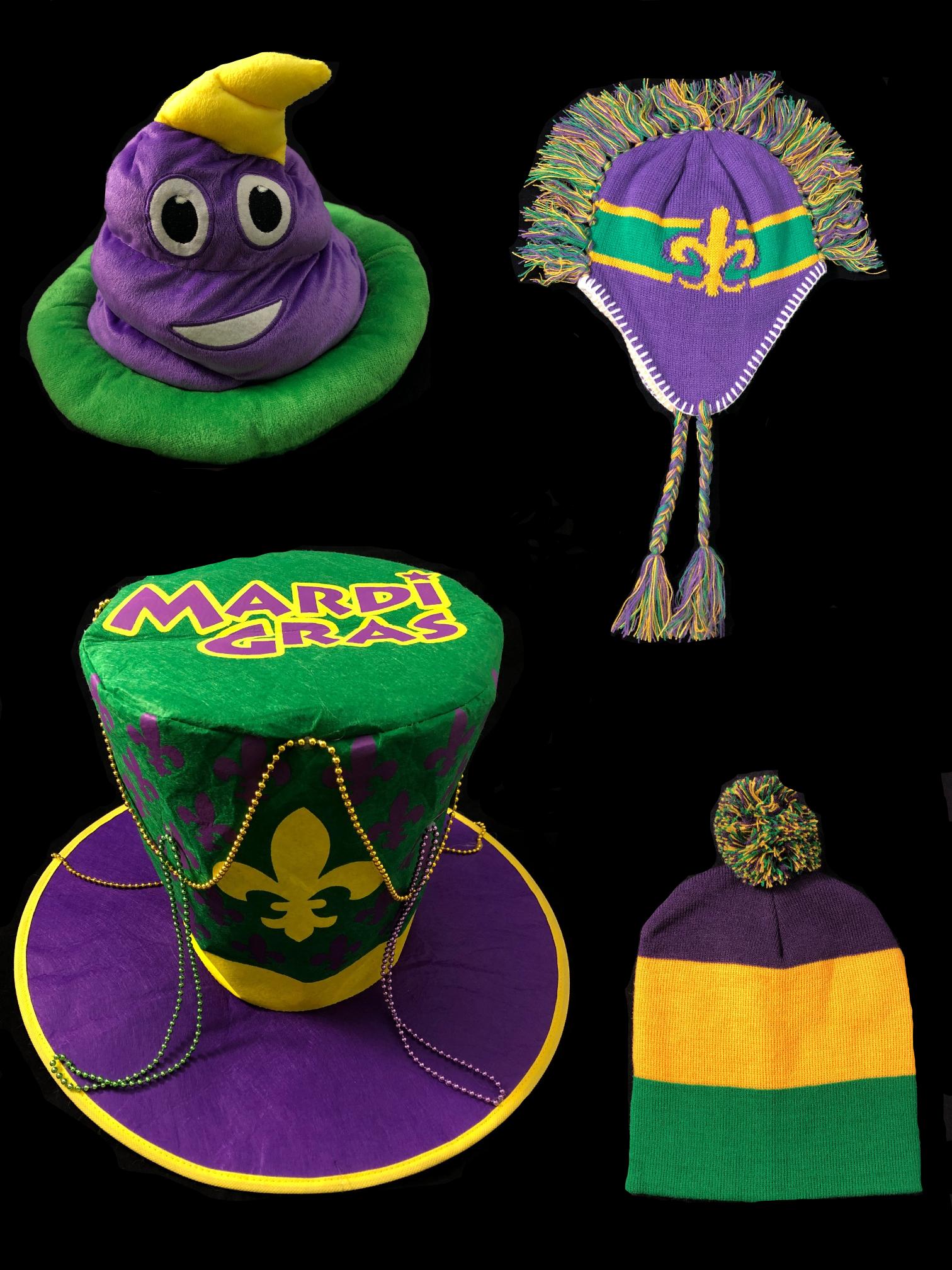Hats & Wigs