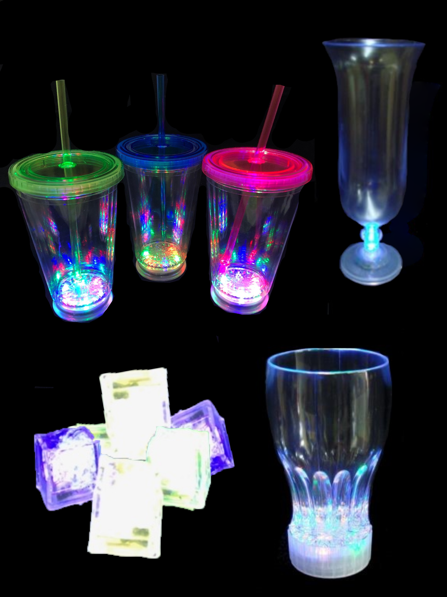 Flashing / LED Drinkware