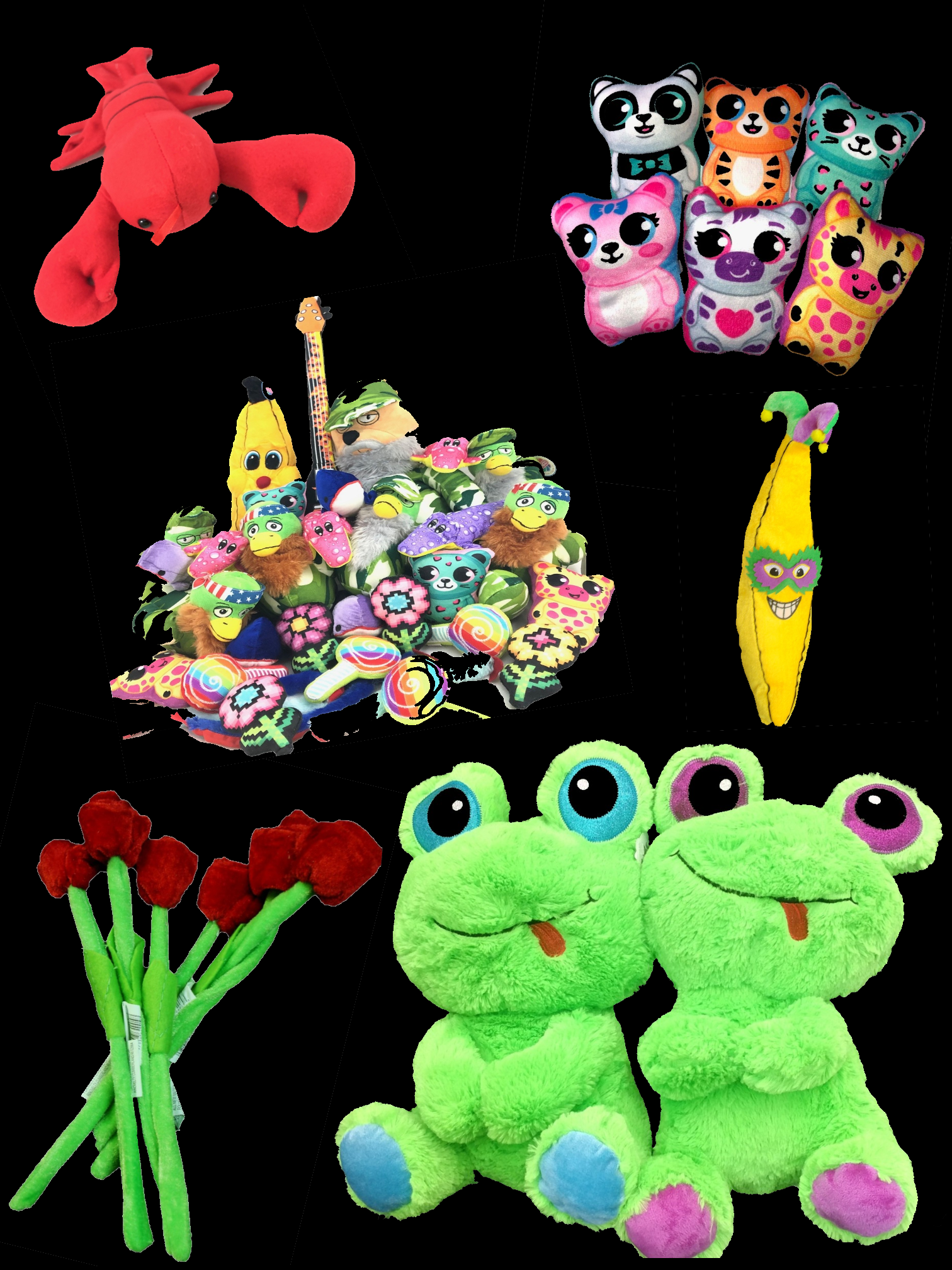 Plush & Stuffed Animals